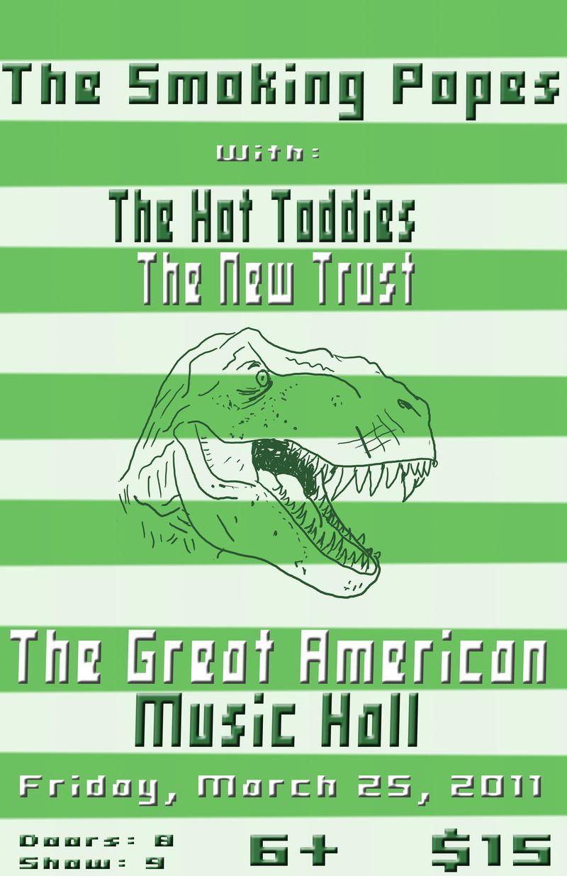 Toddies Poster